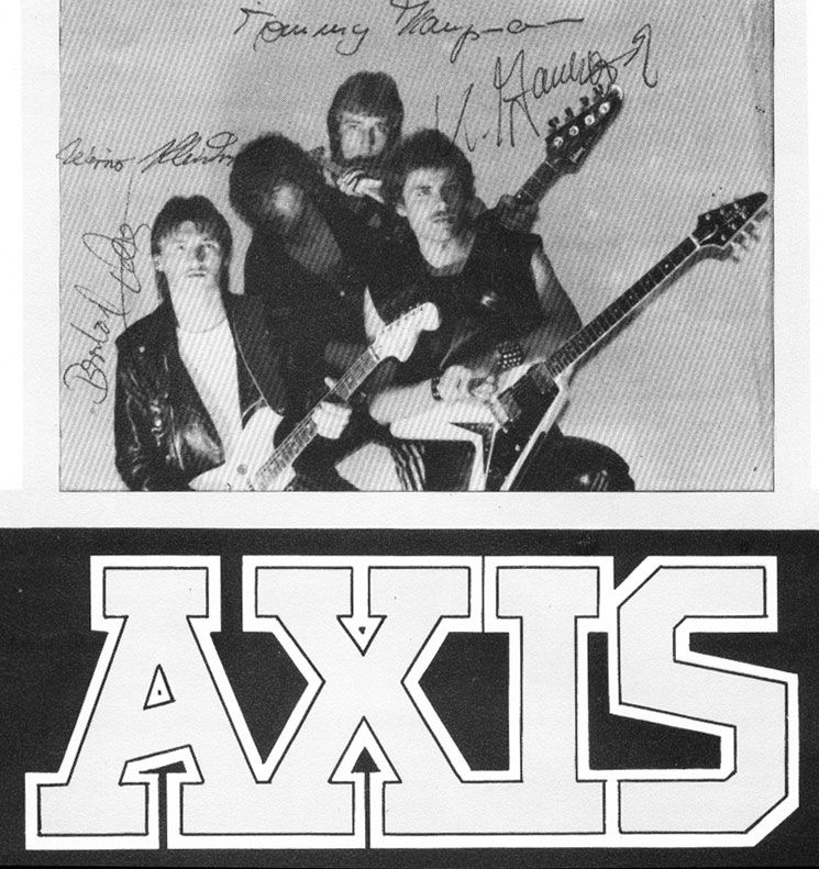 AXIS before the beginning