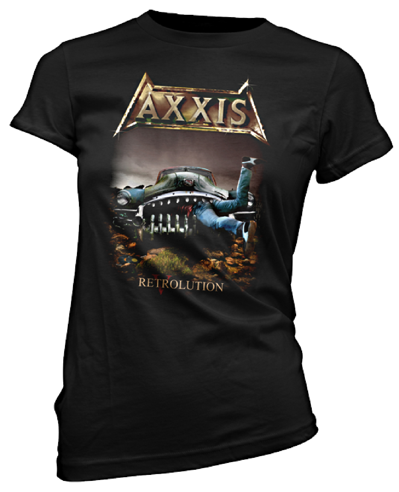 AXXIS Girlie Retrolution