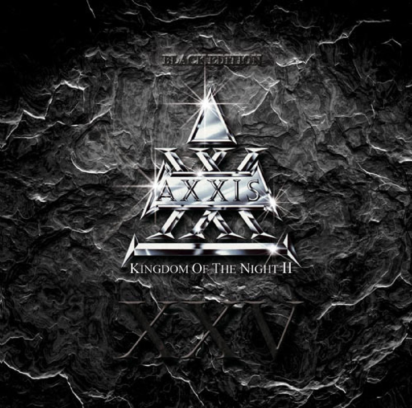 AXXIS Kingdom of the night II Black Edition